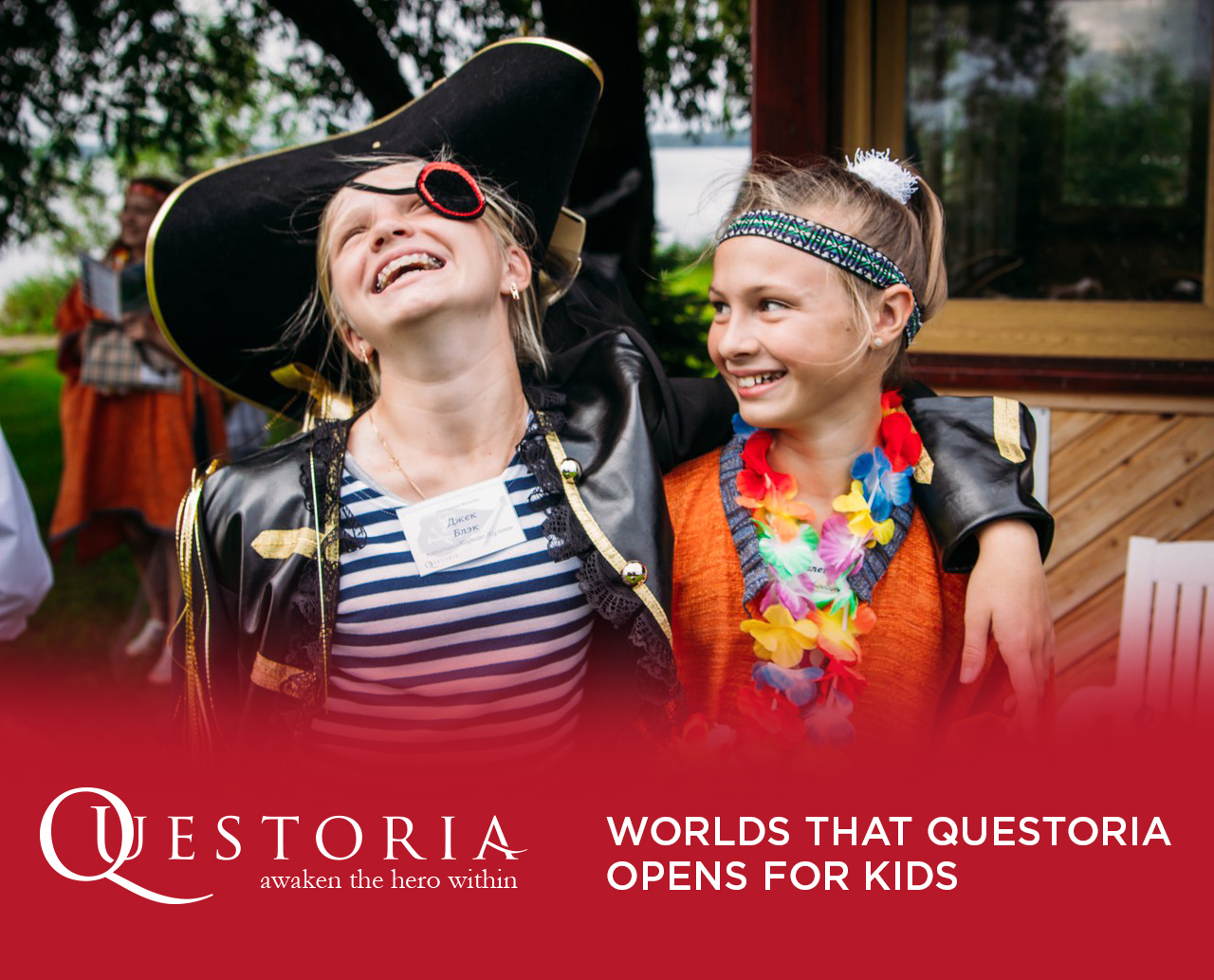 Worlds That Questoria Opens for Kids