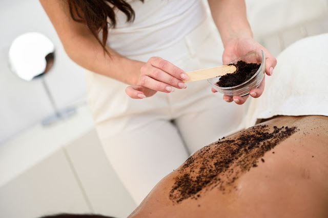 coffee wrap for cellulite