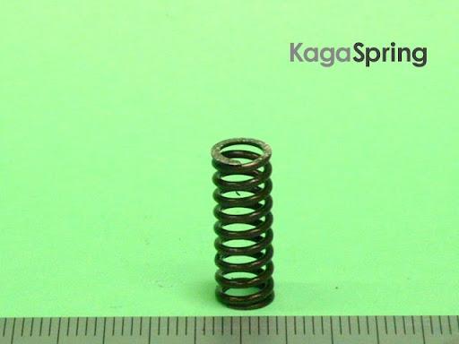 計測用圧縮バネ:バネ定数_6.25N/mm