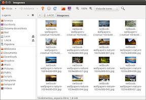 Como recuperar archivos borrados. Ejemplo práctico. Imágenes