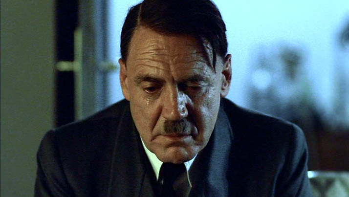 Hitler Finds Out He Didn't Make It To The New Balance Power Run