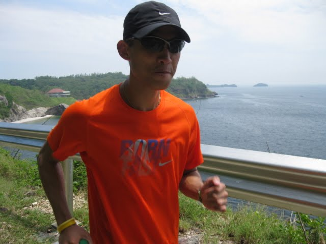 Gingerbreadcast : Race Director Edward Kho on the Conquer Corregidor 10-miler Race