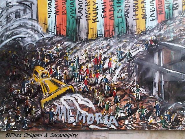 Mural Memoria Argentina, Omar Panosetti, Buenos Aires, Argentina, Elisa N, Blog de Viajes, Lifestyle, Travel