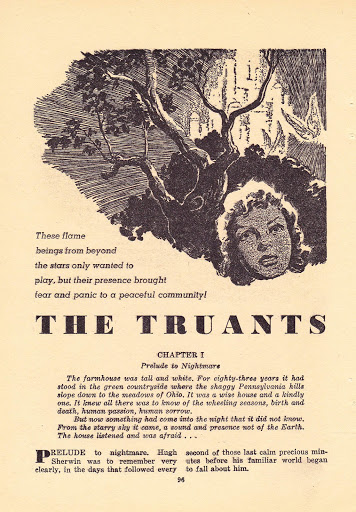 The Truants 1 - Leigh Brackett