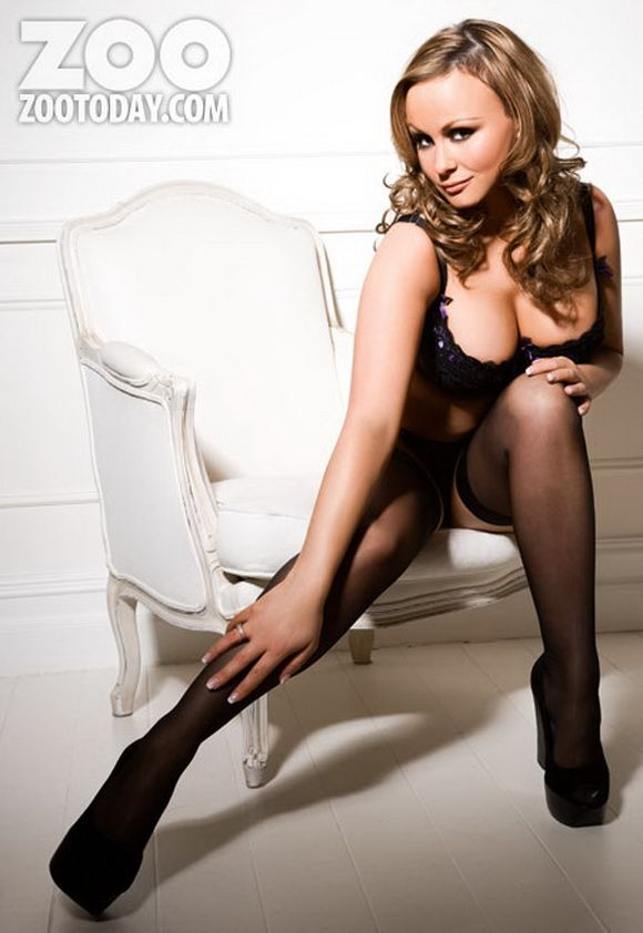 Chanelle Hayes For Zoo Magazine:babe,Best,big girl0