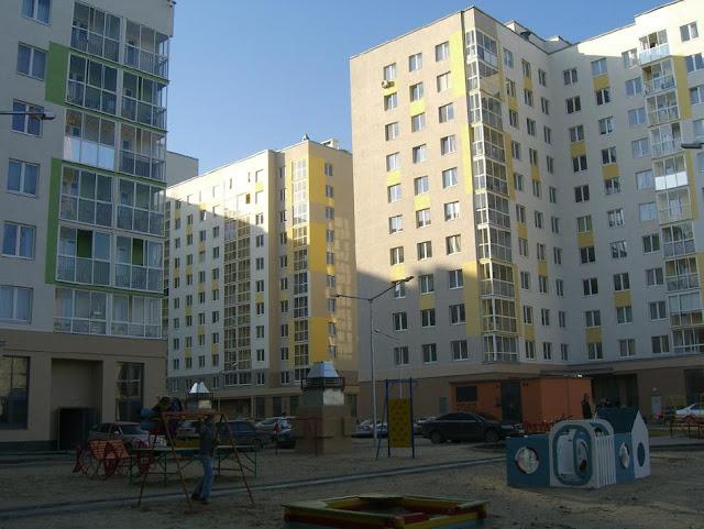 Екатеринбург озеленение