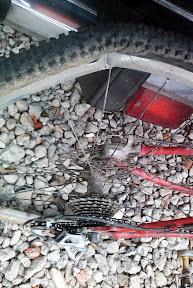 Сломаный велосипед