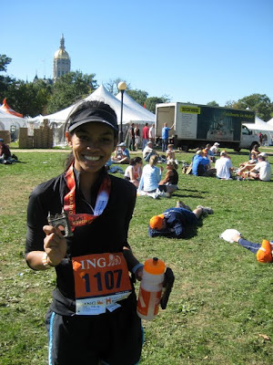 2010 ING Hartford Marathon - Photo Courtesy of Taste As You Go