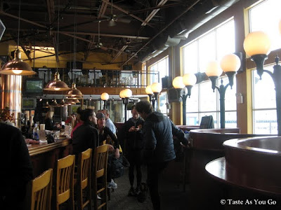 Chelsea Brewing Company in New York, NY - Photo by Taste As You Go