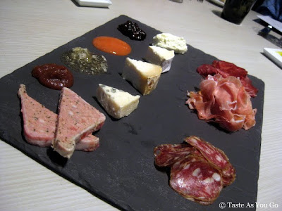 Selection of Artisan and Homemade Charcuterie at New York Central in New York, NY - Photo by Taste As You Go