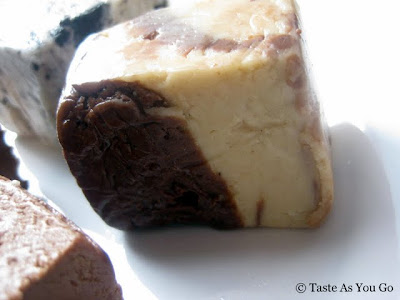 Peanut Butter Fudge from Swiss Maid Fudge in Wisconsin Dells, WI - Photo by Taste As You Go