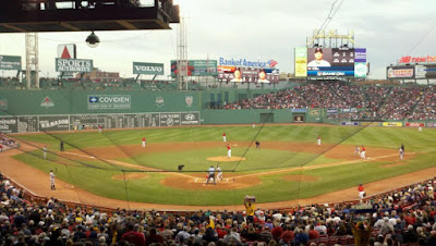 Fenway Park in Boston, MA - Photo Courtesy of Taste As You Go