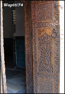 Sur les Routes de la Soie : Ouzbekistan et Tadjikistan - Page 3 40-Samarcande-GourEmir
