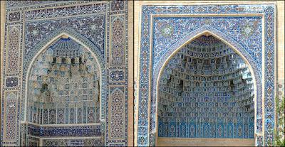 Sur les Routes de la Soie : Ouzbekistan et Tadjikistan - Page 3 34bis-Samarcande-GourEmir