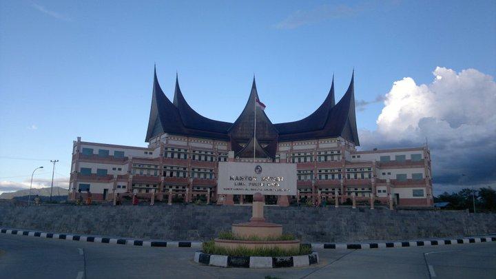 Kantor%20Bupati%20Lima%20Puluh%20Kota Indahnya Pemandangan Sumatera Barat