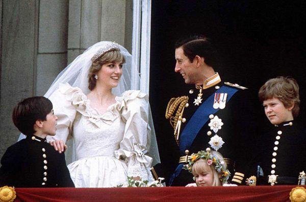 Pangeran Charles dan Lady  Diana Spencer, 29 Juni 1981