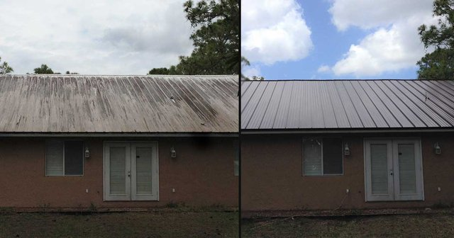 Inspirational Metal Roofing Project in Naples, Florida: Quality Matters,  Especially In Extreme Climates