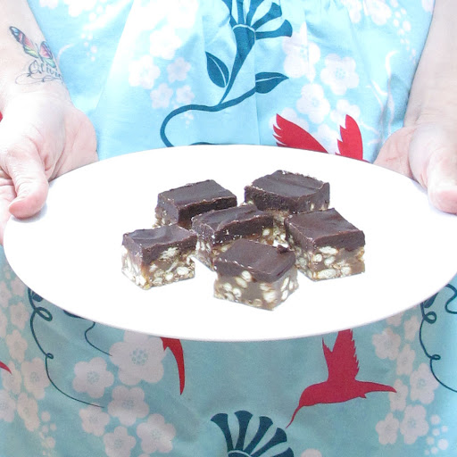 Bliss Bars that are marching to a different beat 1/2  lb