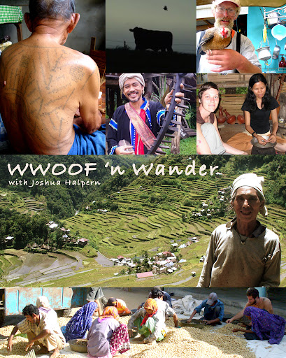 WWOOF 'n Wander