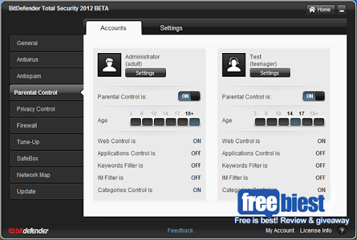 Review BitDefender Total Security 2012 beta Free Download<br />