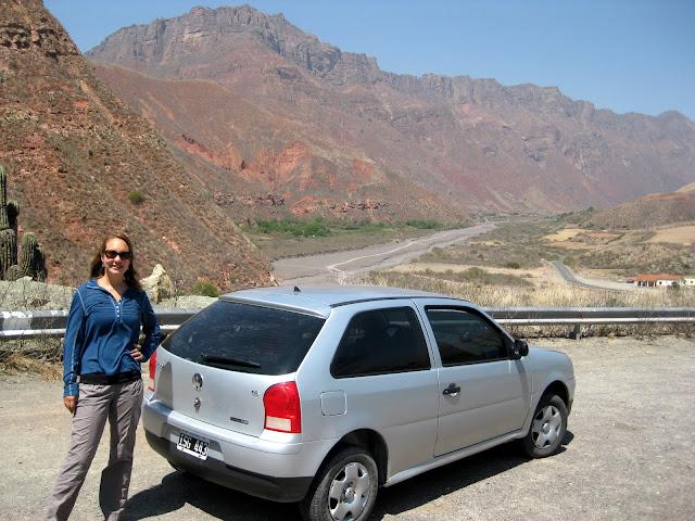Salta Road Trip