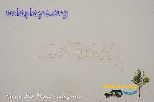 Playa Crasqui DF039 Los Roques