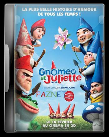 Gnomeo and Juliet [2011][Animacion] DVDRip Audio Latino - FAZNET GOMEO5