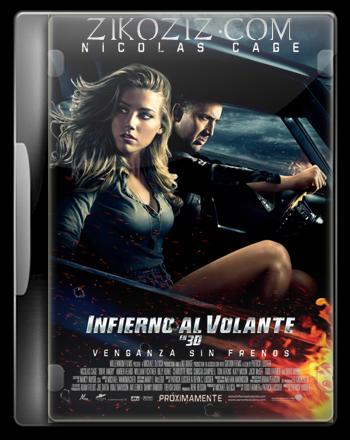 Drive Angry [2011][Accion] BrRip Xvid Audio Latino Ac3.5.1 - FAZNET VOLANTE
