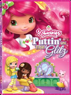 Strawberry Shortcake Puttin On The Glitz [2011][Infantil] DvdRip Xvid Audio Latino Ac3 - FAZNET FRUTA