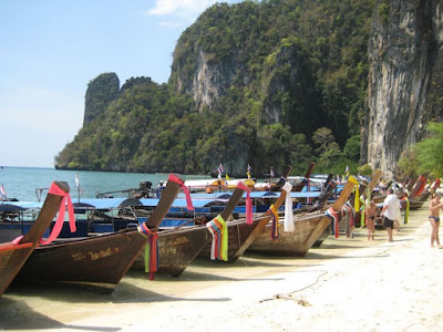 Retire By 40 koh hong krabi