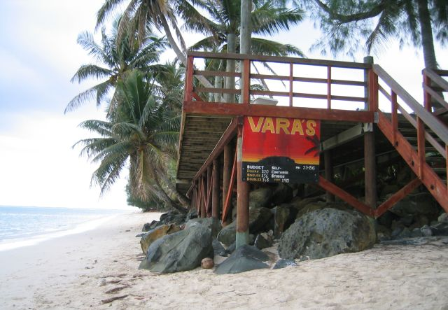 veras hostel muri beach rarotonga cook islands