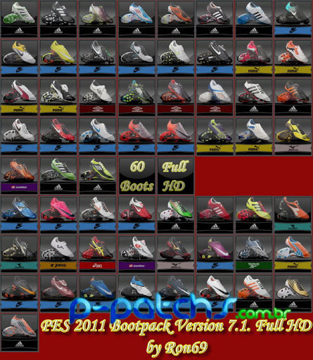 Bootpack Vol. 7.1 download P-Patchs