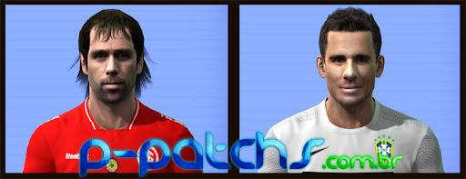 Alexandre Pato Face download P-Patchs