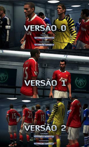 Novas cenas de entrada antes dos jogos para PES 2011 PES 2011 download P-Patchs