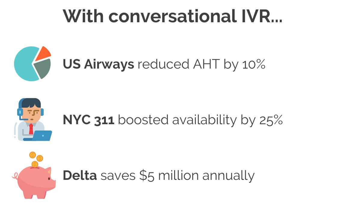 conversational IVR