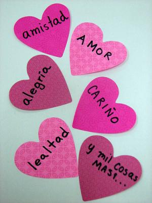 Postales y Tarjetas de Amor