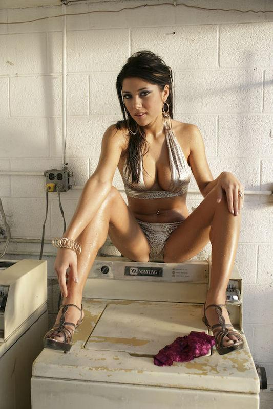 Wake Up With Arianny Celeste(panties-1photos)1