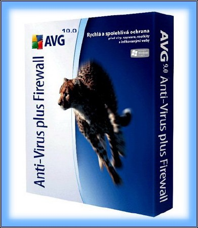 AVG Antivirus Plus Firewall 2011