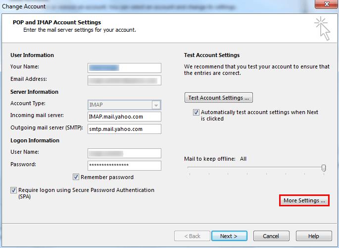 Outlook pii email error