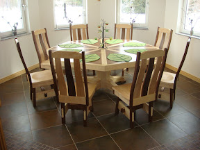 savoy dining set