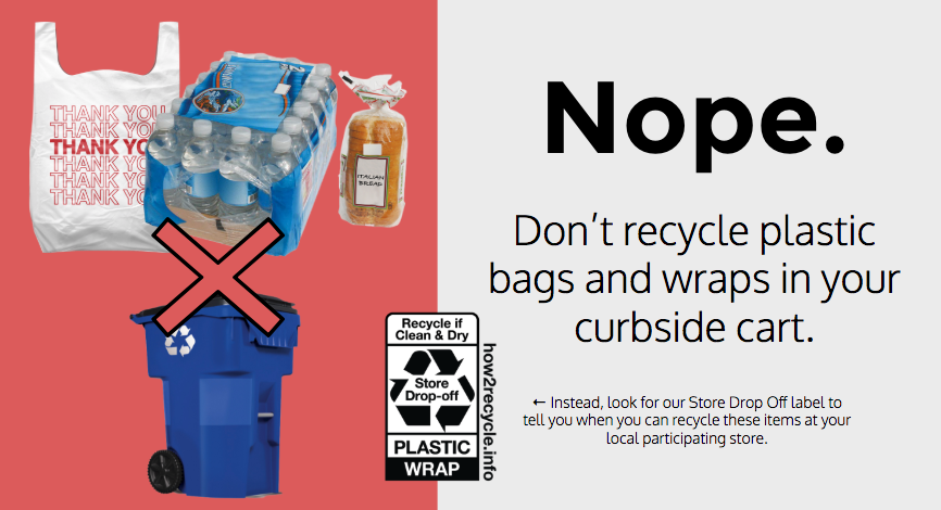 Top 18 Things You Should Not Recycle Curbside How2recycle
