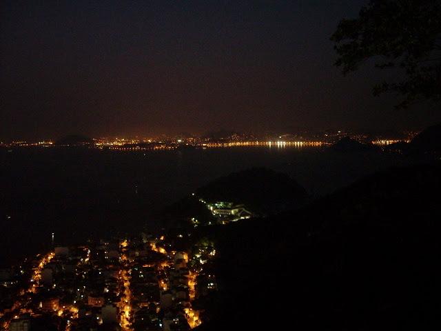 Morro da Urca e Niterói