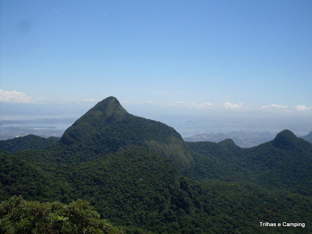 No entorno do Pico da Tijuca