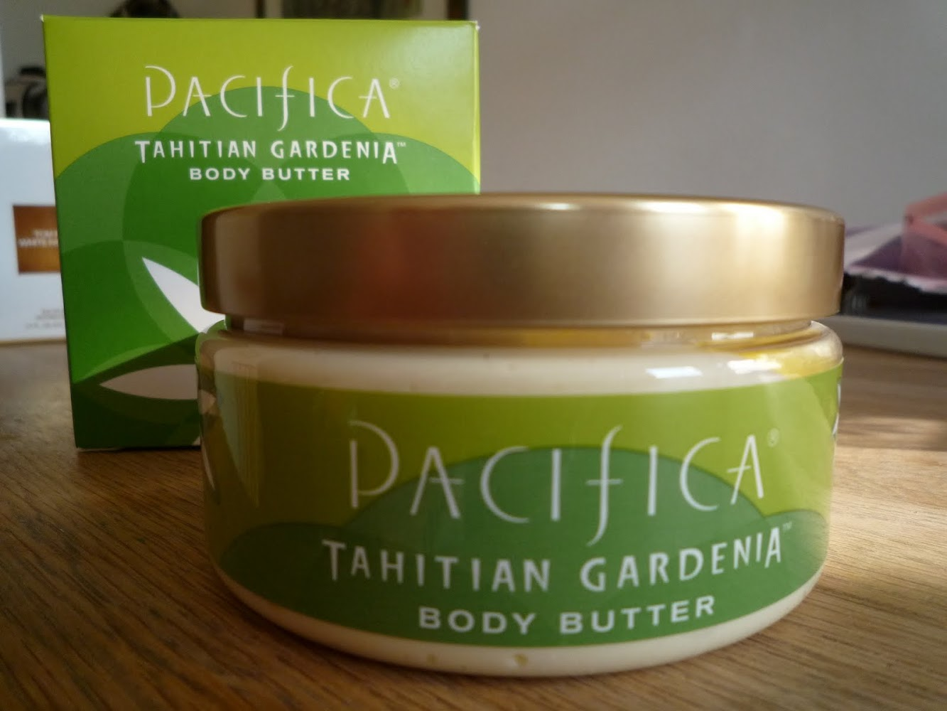 Perfume Review: Tahitian Gardenia Body Butter by Pacifica