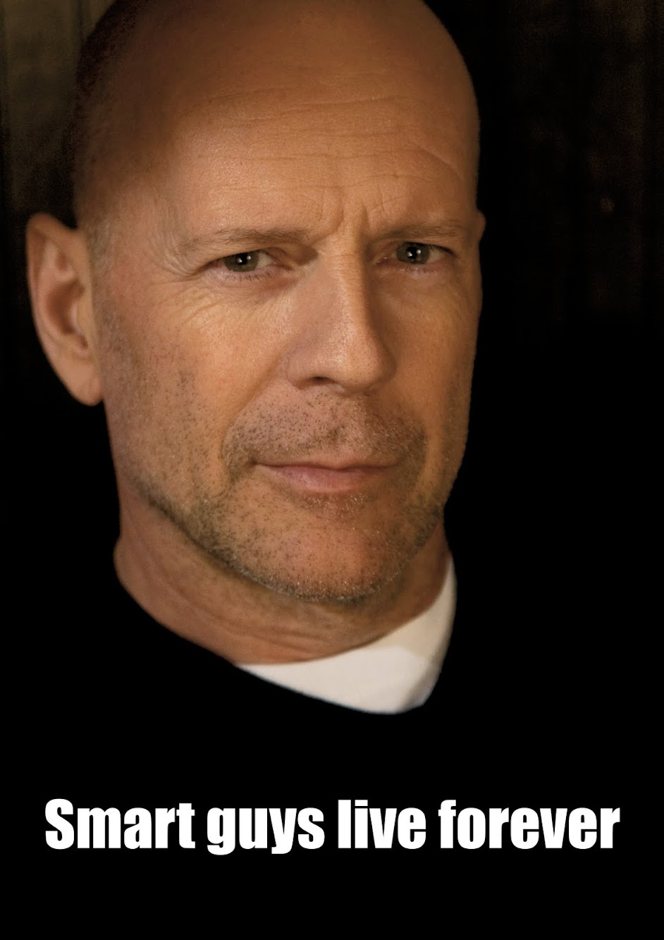 Celebrity Fragrance Alert [Bruce Willis]