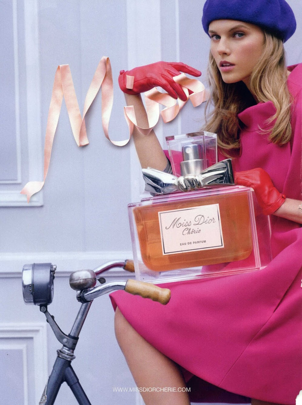 British Vogue November [Perfume Ads]