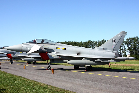 Eurofighter EF-2000 Typhoon FGR4.