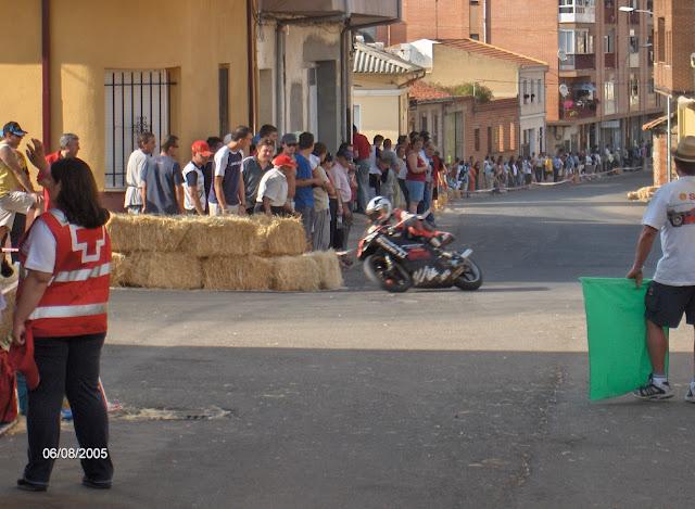 La Baneza - corridas em cidade Hpim0191