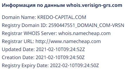 Kredo Capital Group: отзывы и подробный анализ деятельности брокера