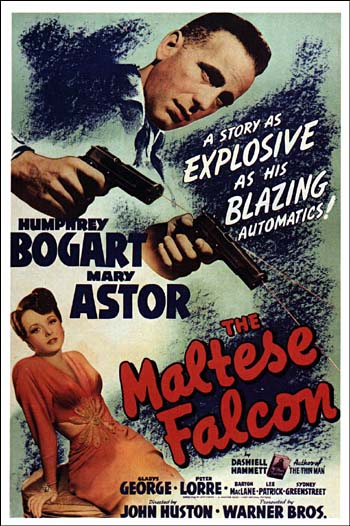 Tuff Fest II: The Maltese Falcon (1941)